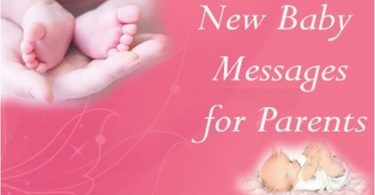 Newborn baby messages